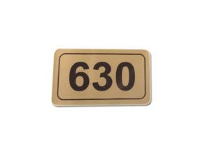 табличка на почтовый ящик